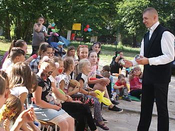 Iluzjonista Łódź dla dzieci