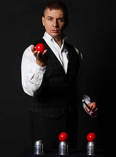 Najlepszy w Polsce profesjonalny iluzjonista