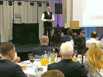 Najlepszy w Polsce sztukmistrz iluzjonista na imprezę
